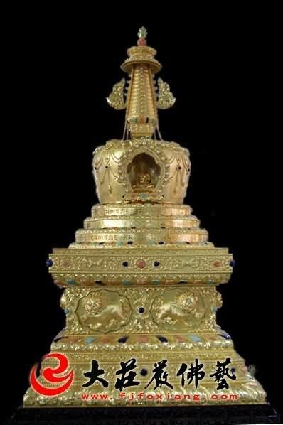 佛教中的舍利塔