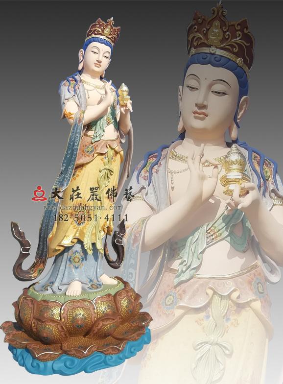 八大菩萨之地藏菩萨